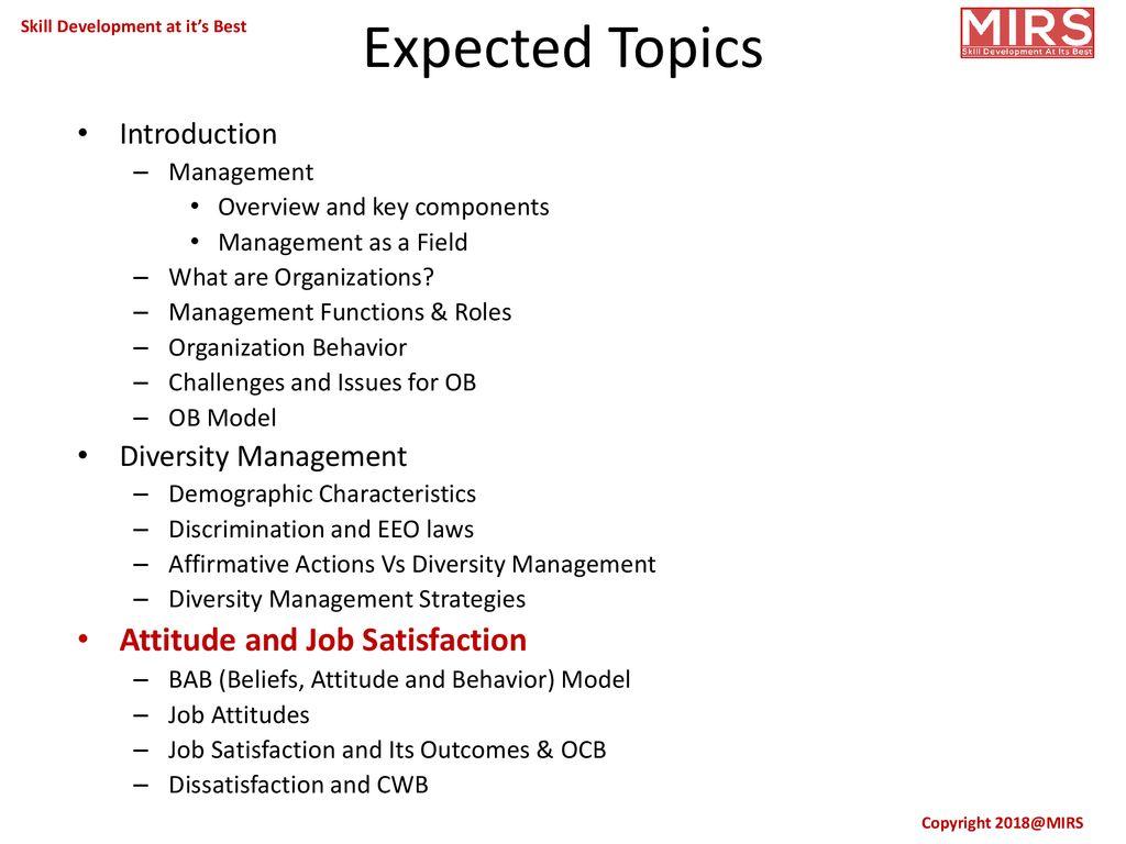 Organizational Behavior BBA & MBA - ppt download