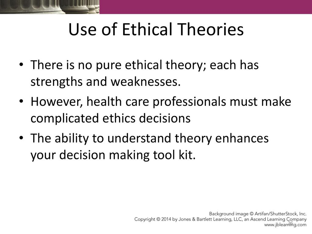 uses of ethical theories in engineering ethics