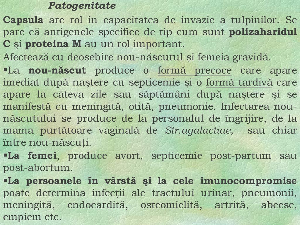 Patogenitate
