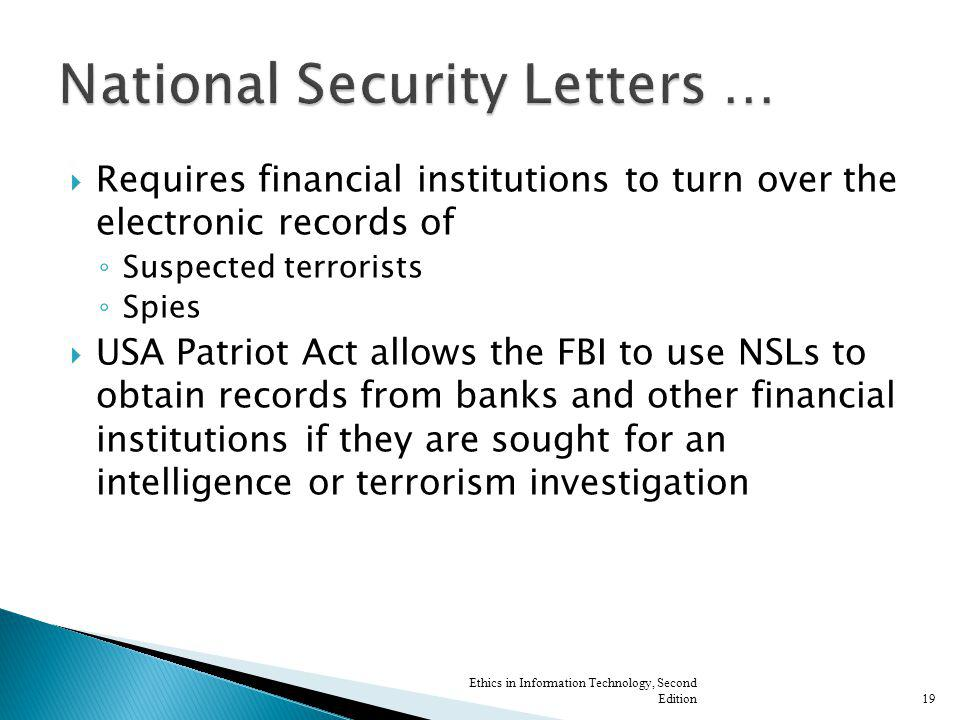 national security letters national security letters cover letter examples 50147