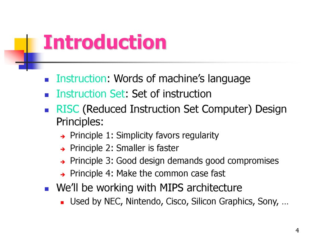 Instructions Type And Format Ppt Download