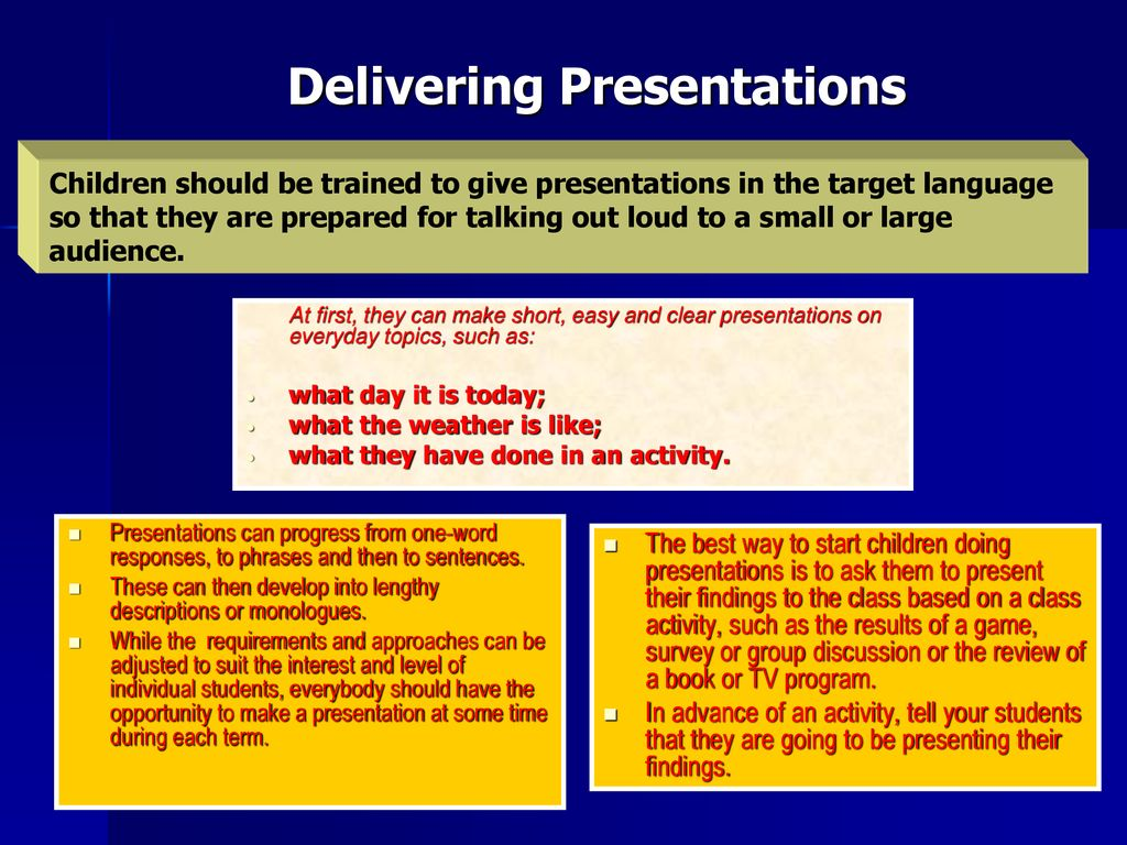 The Use of Presentations, - ppt download
