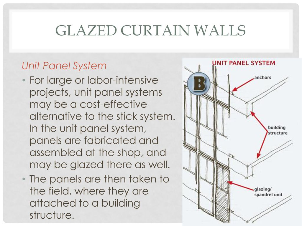 Structural Glazing Ppt