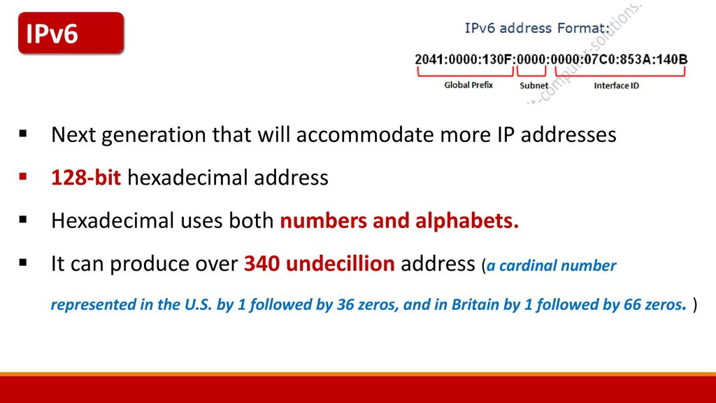 IPV4 Address & subnet masks - ppt download