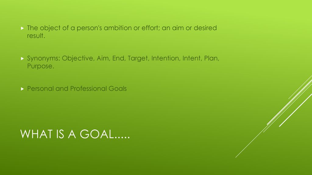 Achieving our Goals     Welcome to our WITC Leadership