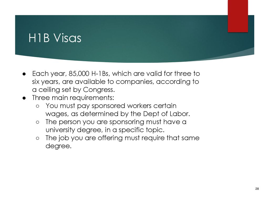 IMMIGRATION UPDATE PRESENTED BY: - ppt download