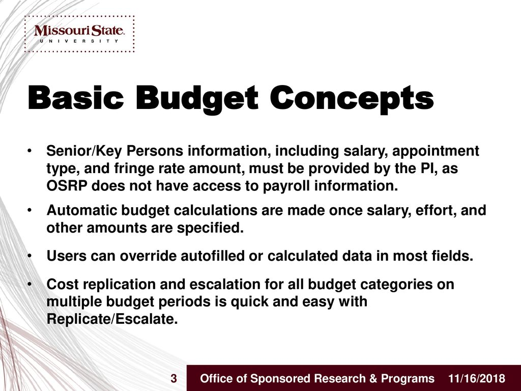 cayuse 424 proposal budgets ppt download