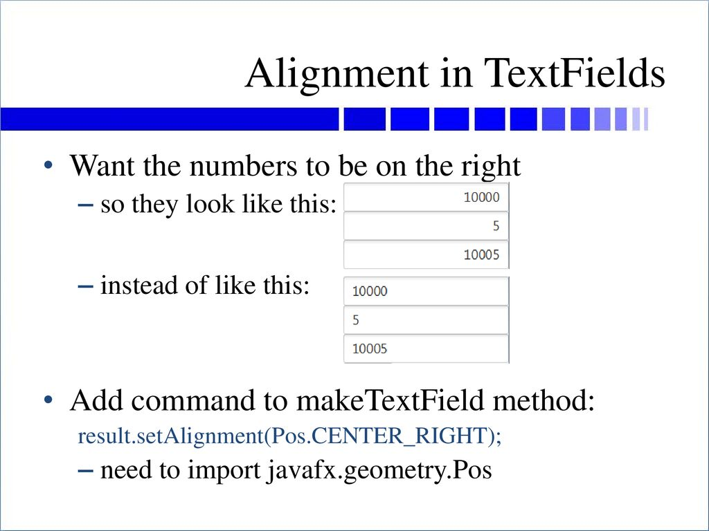 Using JavaFX Applications - ppt download