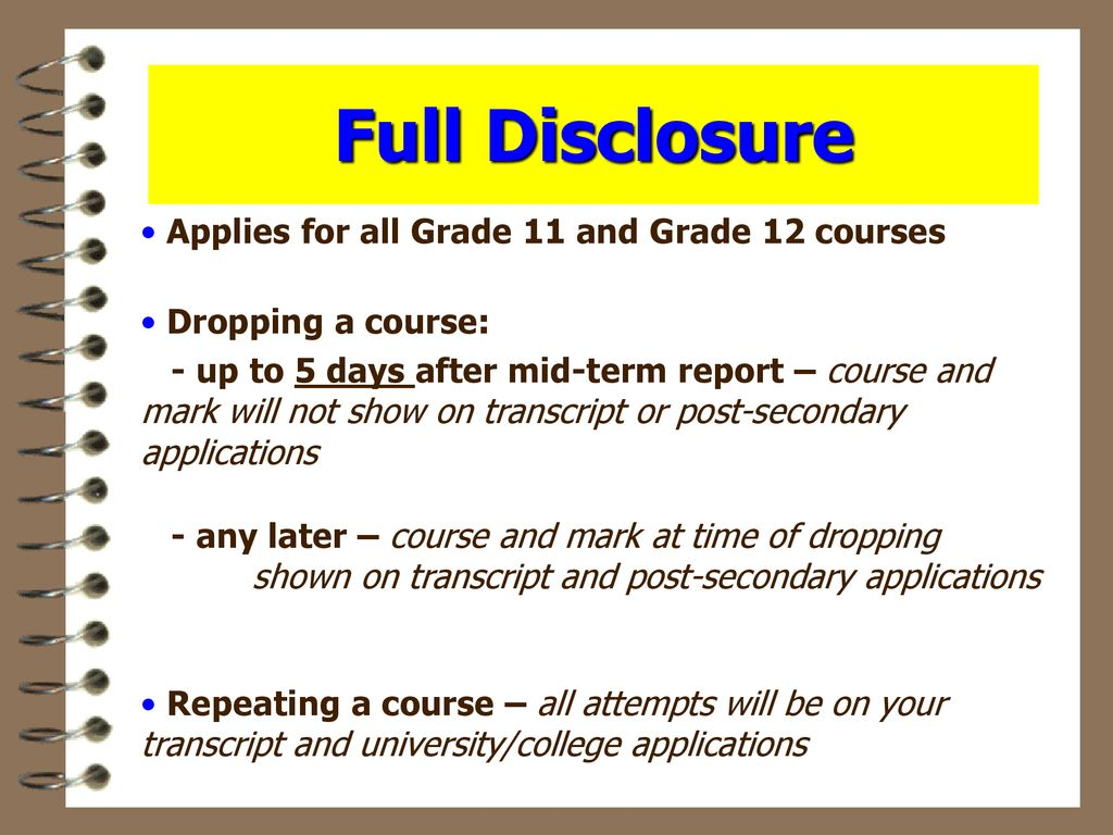 Grade 10 Course Selection Assembly February ppt download