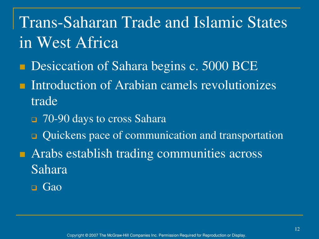 states and societies in sub-saharan africa - ppt download