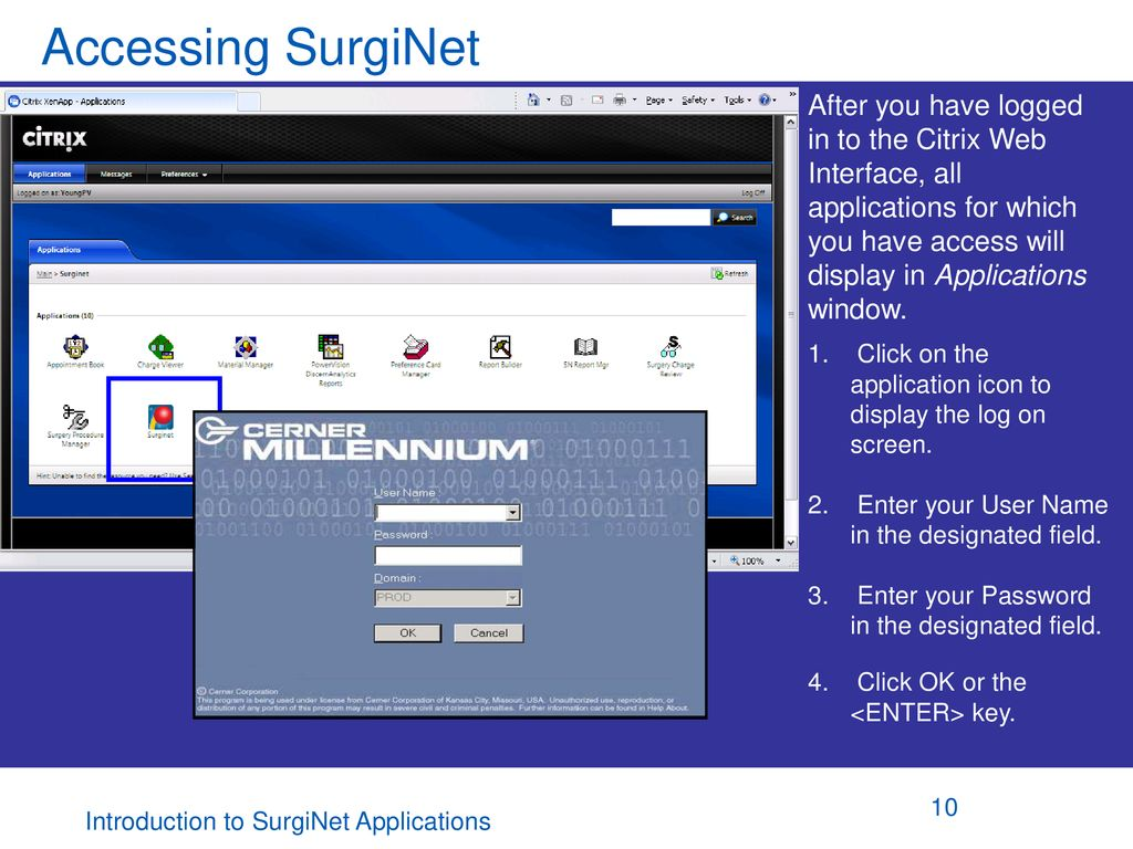 Lesson 2 What is SurgiNet?  - ppt download