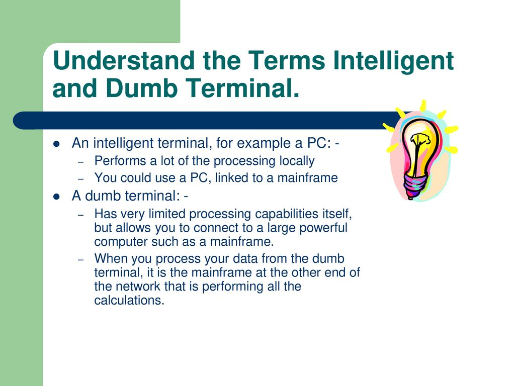 Introduction To Computer System - ppt download