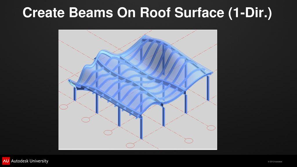 Advanced Autodesk® Revit® Modeling Techniques Using Complex