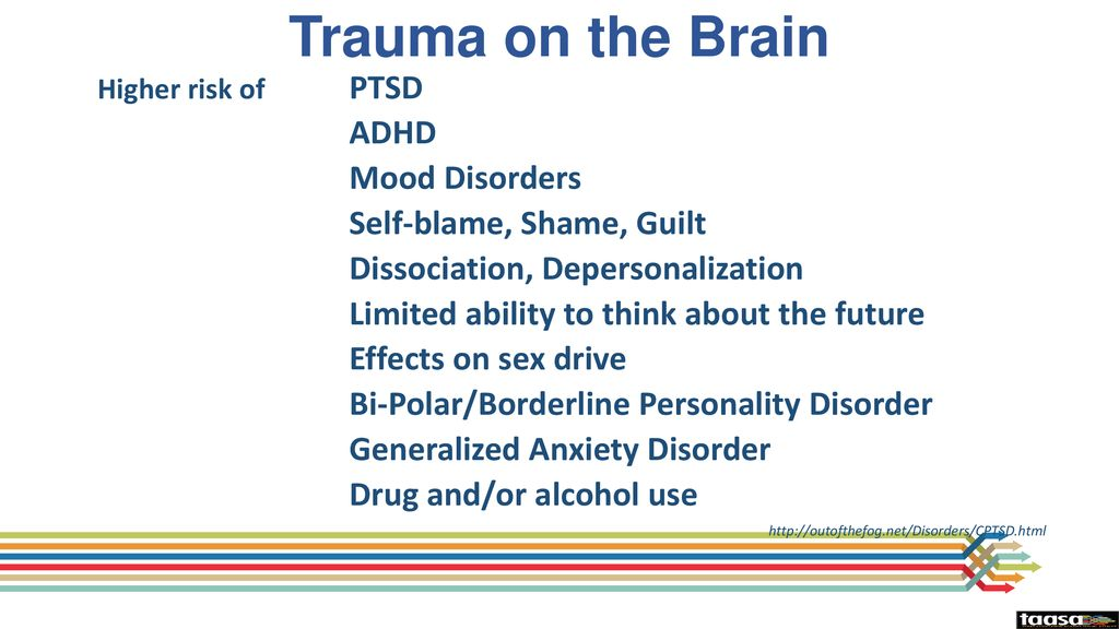 Trauma And Adhd Think And Not Or >> Understanding Abused Children Brain Development Overlooked