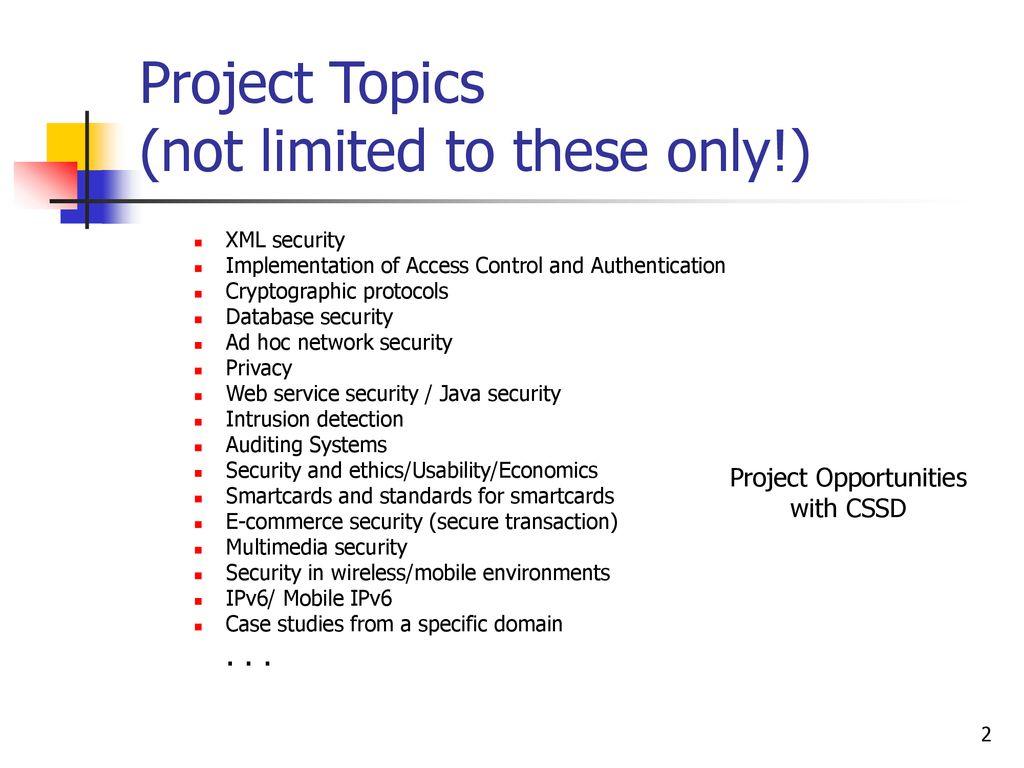 survey based project topics