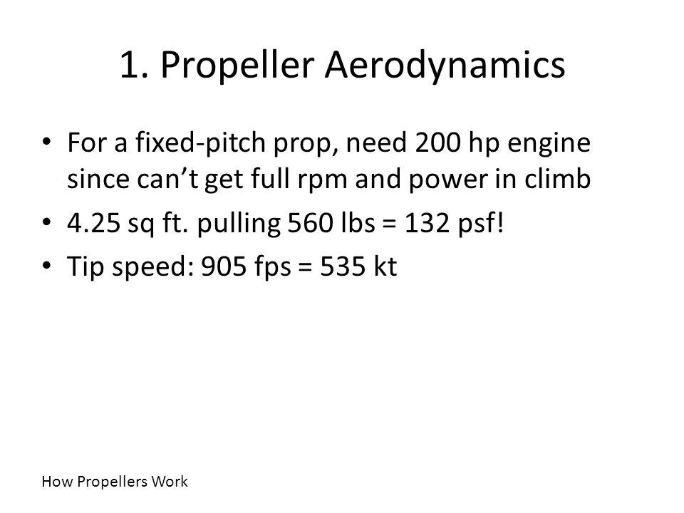 Propeller Design Workshop - ppt video online download