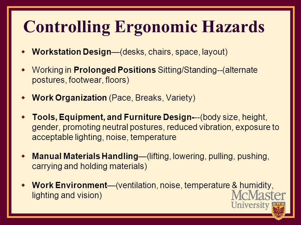 Ergonomics Best Practices Lifting Tips And Techniques