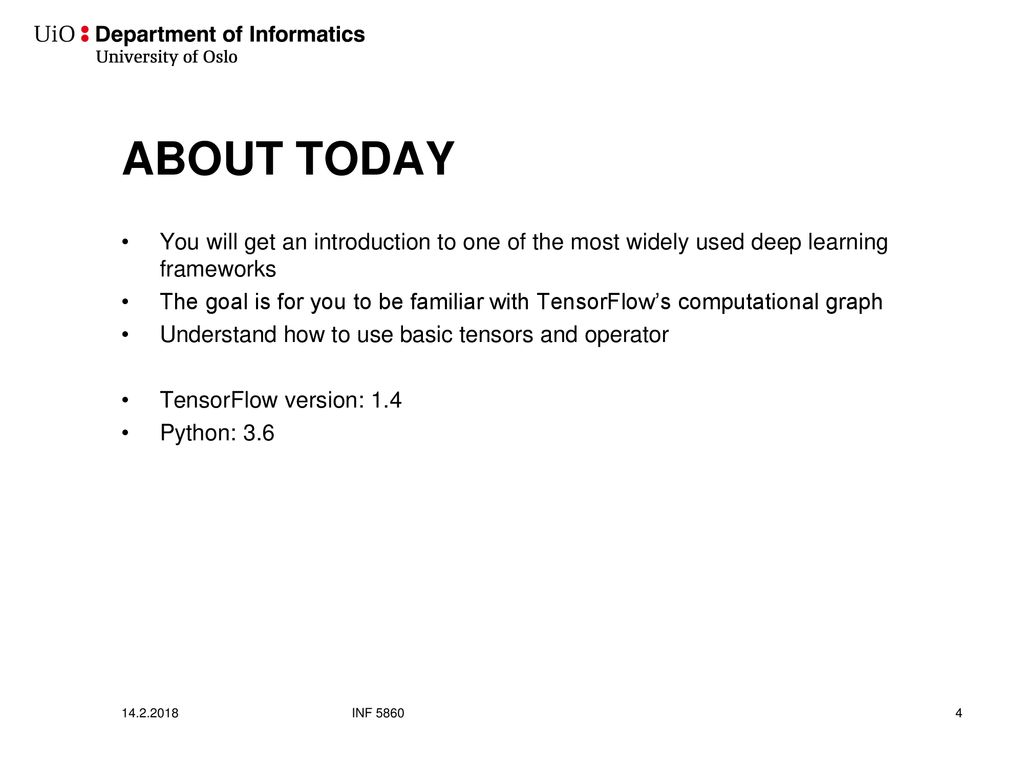 INF 5860 Machine learning for image classification - ppt