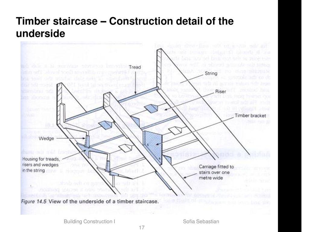 Building Construction I Sofia Sebastian 1 - ppt download