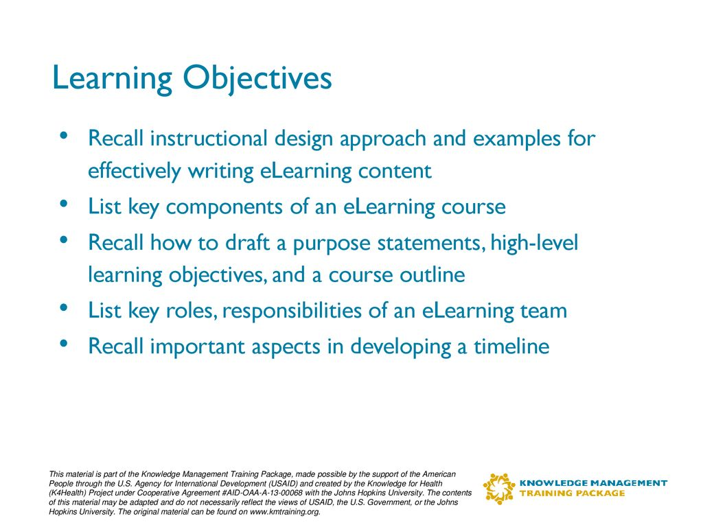 Instructional Design And Course Development Process Ppt Download