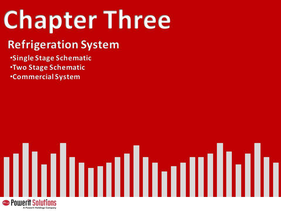 Chapter Three Refrigeration System Single Stage Schematic