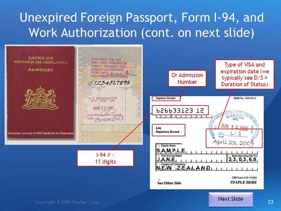 I-9 TRAINING PROGRAM Utah State University Resources - ppt ... on electronic i-94 form, micronesia passport application form, fillable i-94 form,