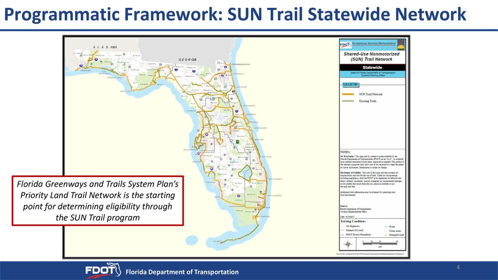 Shared-Use Nonmotorized (SUN) Trail Program - ppt download