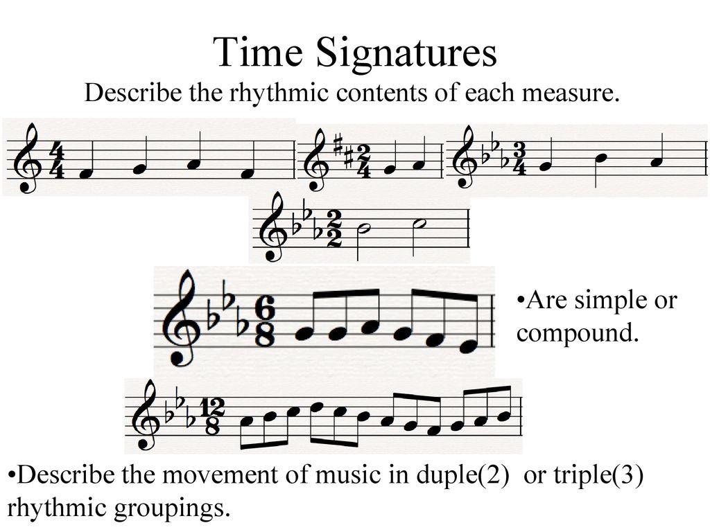 Lesson #13 : Compound Rhythm - ppt download