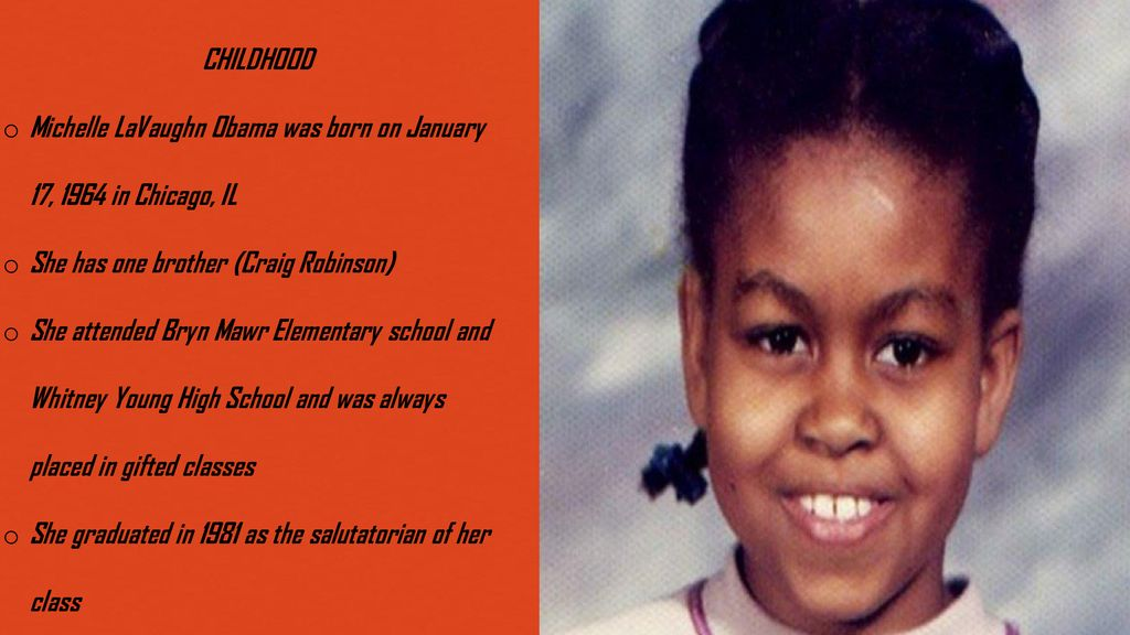 Michelle Obama Desirae Jones 8th hour Oral Communications  - ppt