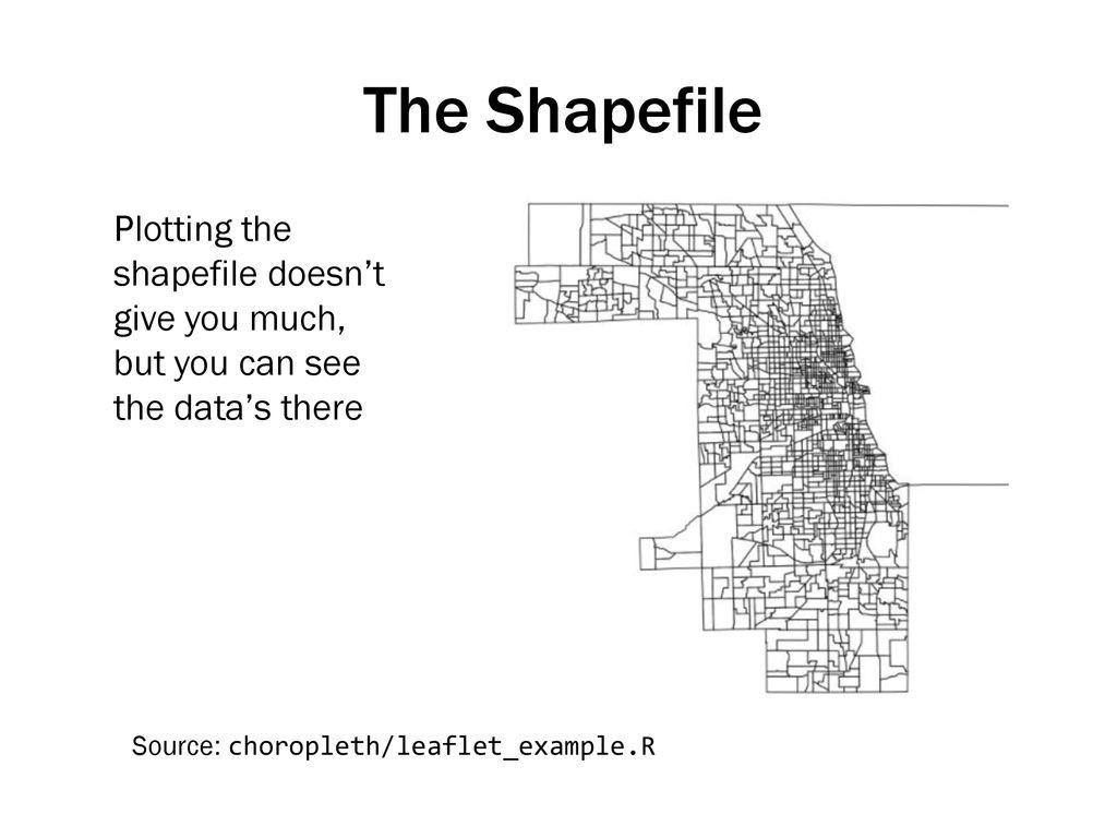 Leaflet maps in R Gene Leynes - ppt download