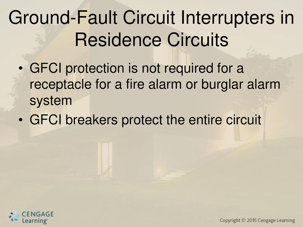 Chapter Six Ground Fault Circuit Interrupters Arc 11