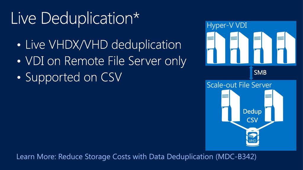 MDC-B345 Hyper-V Storage Mathew John  MDC-B345 Hyper-V Storage