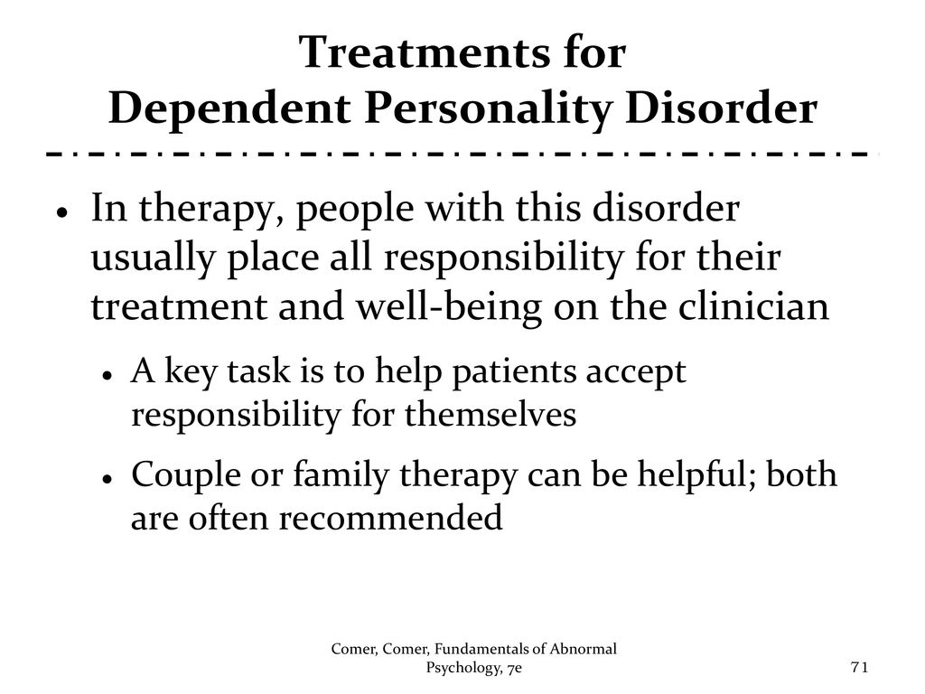 Personality Disorders - ppt download