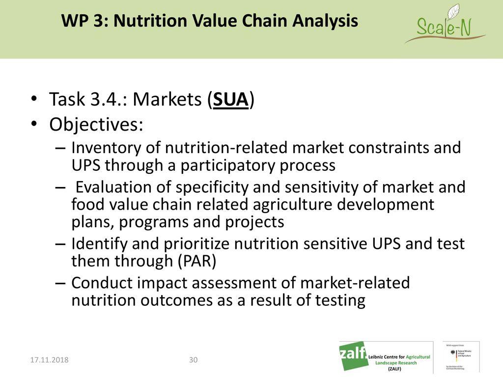 ups value chain analysis