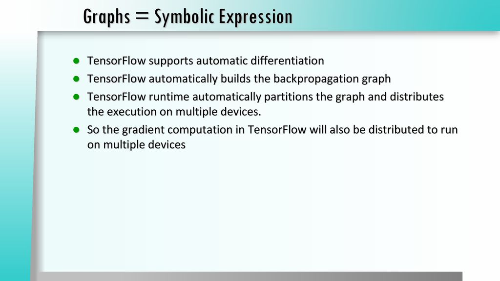 Introduction to TensorFlow - ppt download