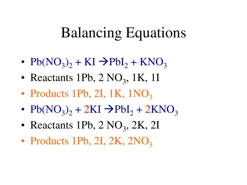 The Nature Of Chemical Reactions Ppt Download