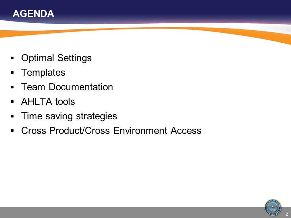 AHLTA Documentation Tips and Efficiencies - ppt video online download