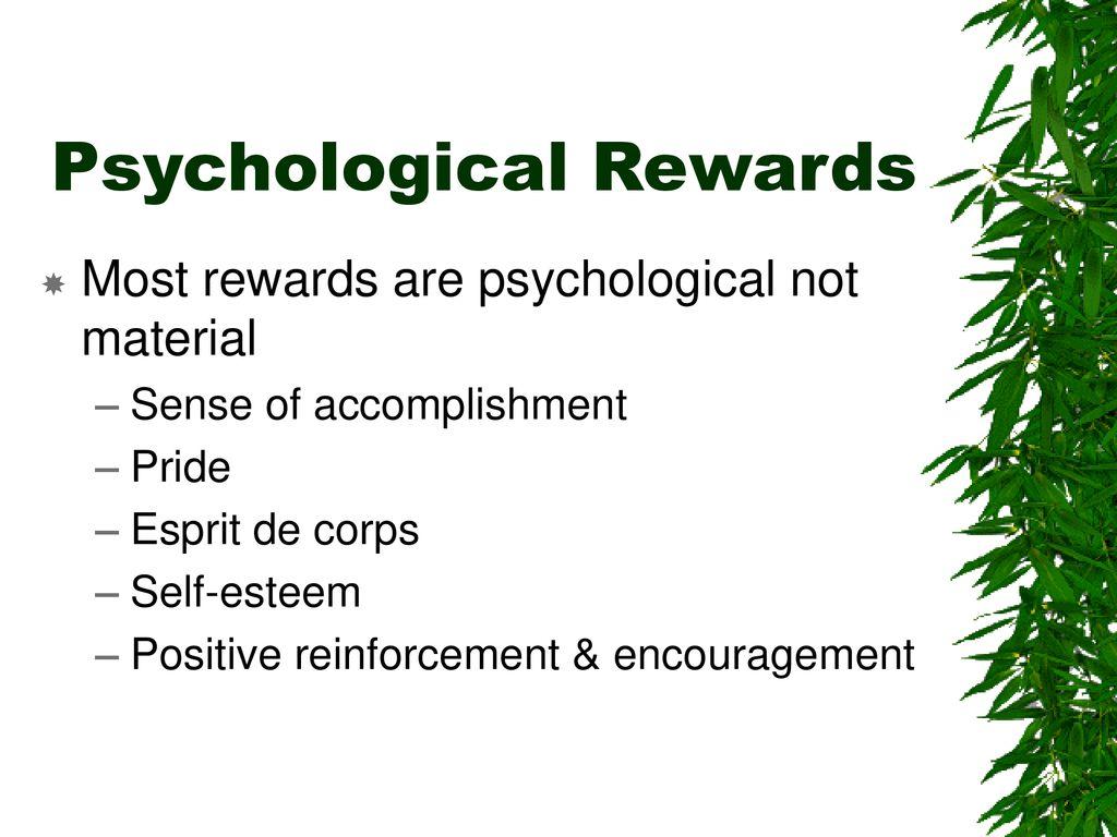 mutual reward theory