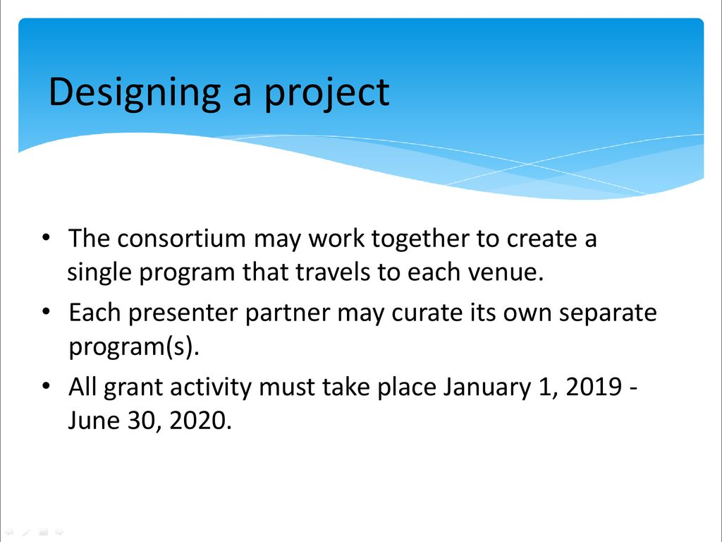 New Consortium May Create Projects >> 2019 Presenter Consortium For Jazz Ppt Download