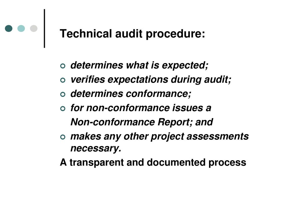Third Party Technical Audit in infrastructure projects - ppt download