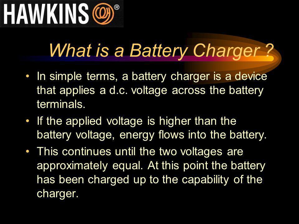 What is a Battery Charger