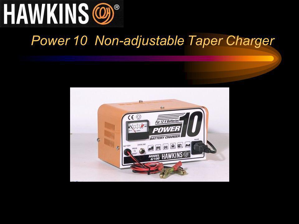 Power 10 Non-adjustable Taper Charger