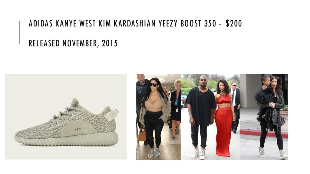 Adidas Kanye West Kim Kardashian Yeezy Boost ppt download