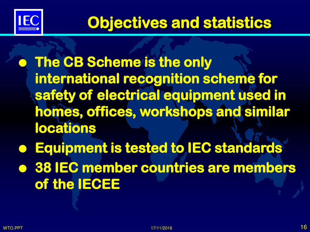 IEC and Information Technology - ppt download