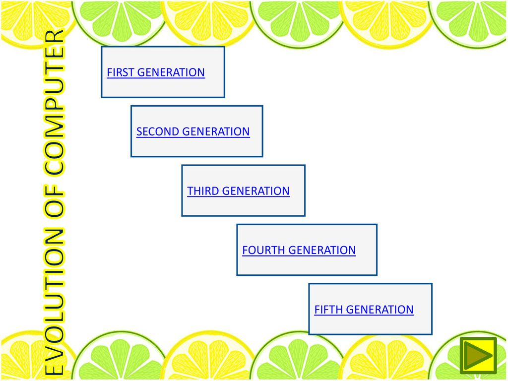 Ppt Download Third Generation 19641971 Integrated Circuits Evolution Of Computer First Second