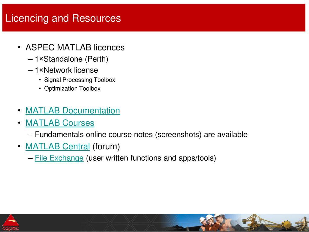 Machine SCADA Data Analysis Using MATLAB - ppt download