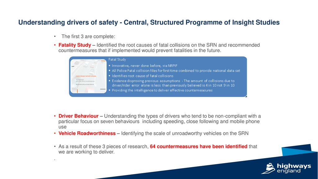 Data, Safety and Performance Outcomes - ppt download