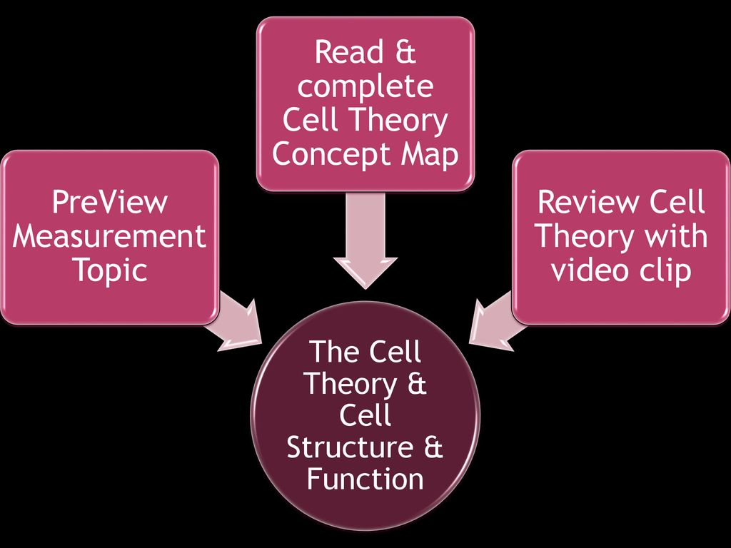 Cell Theory Concept Map.I Will See How The Cell Theory Was Developed Ppt Download