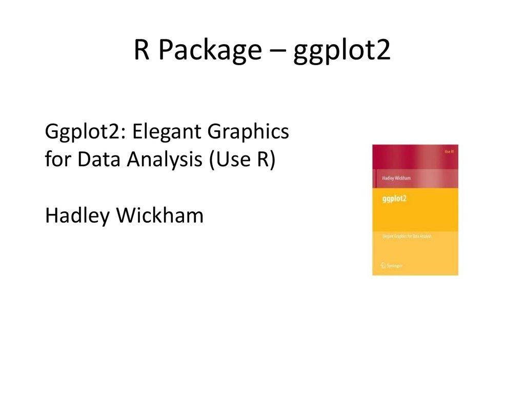 "Tutorial on ""R"" Programming Language - ppt download"