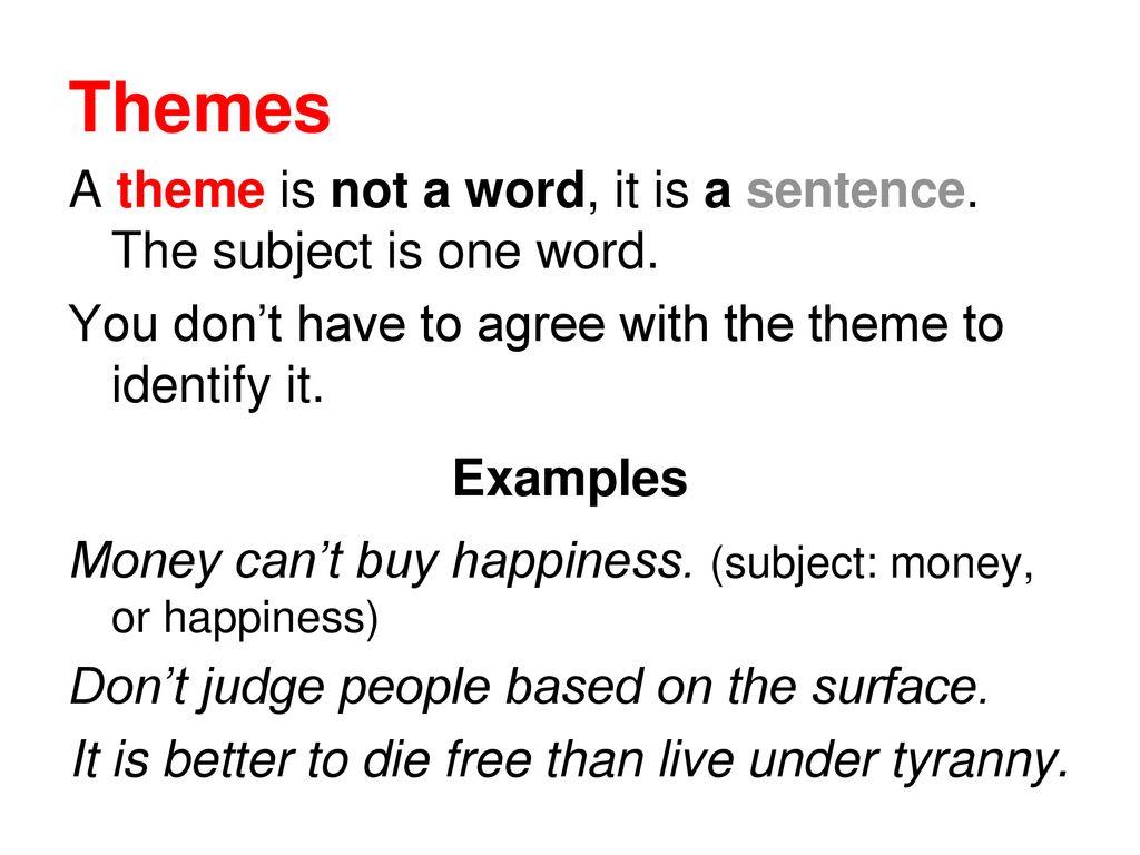 tyranny sentence examples